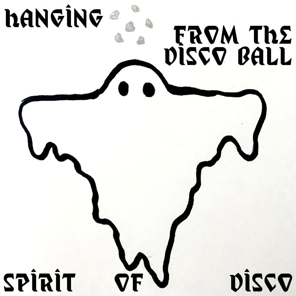 hanging from the disco ball spirit of disco
