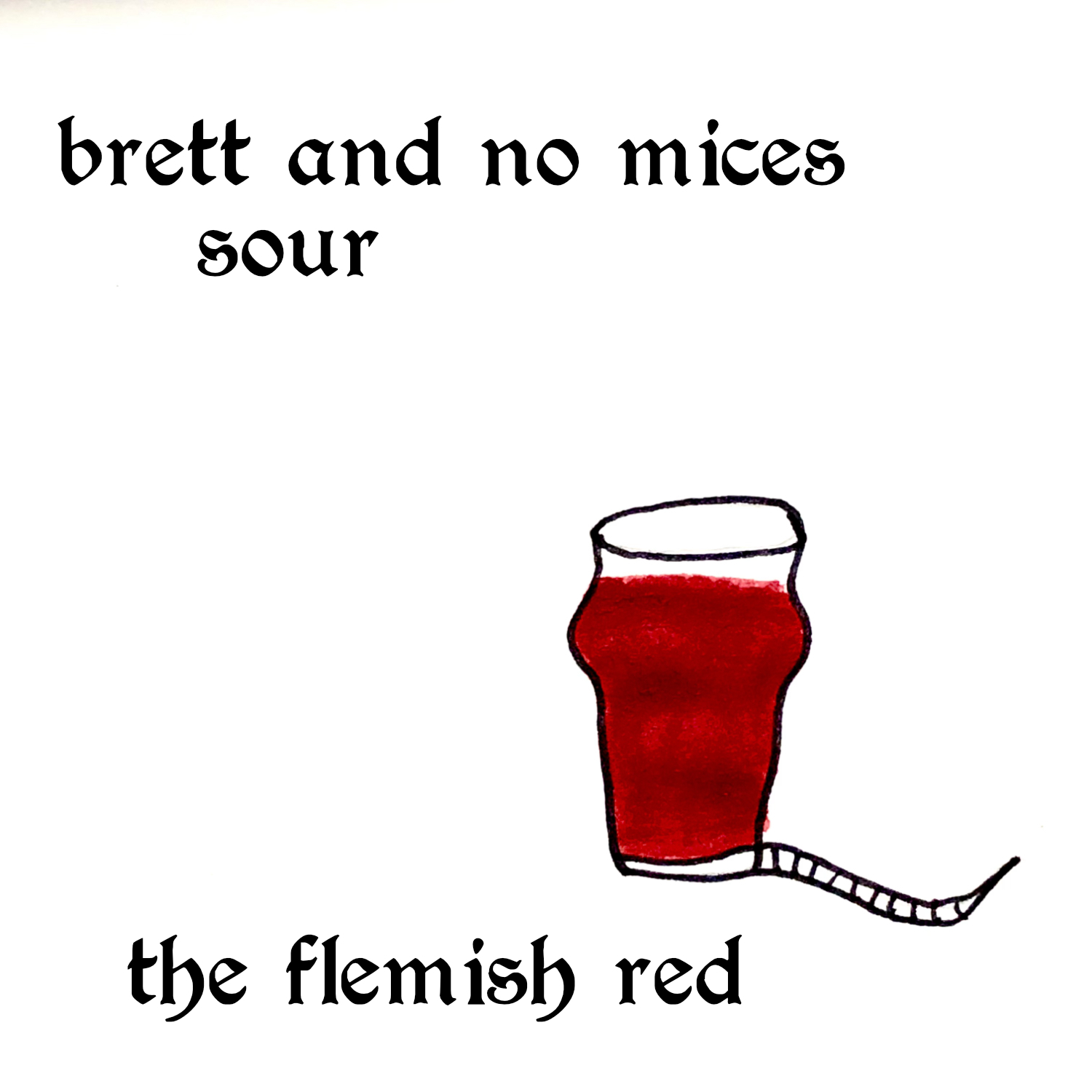 brett and no mices sour the flemish red