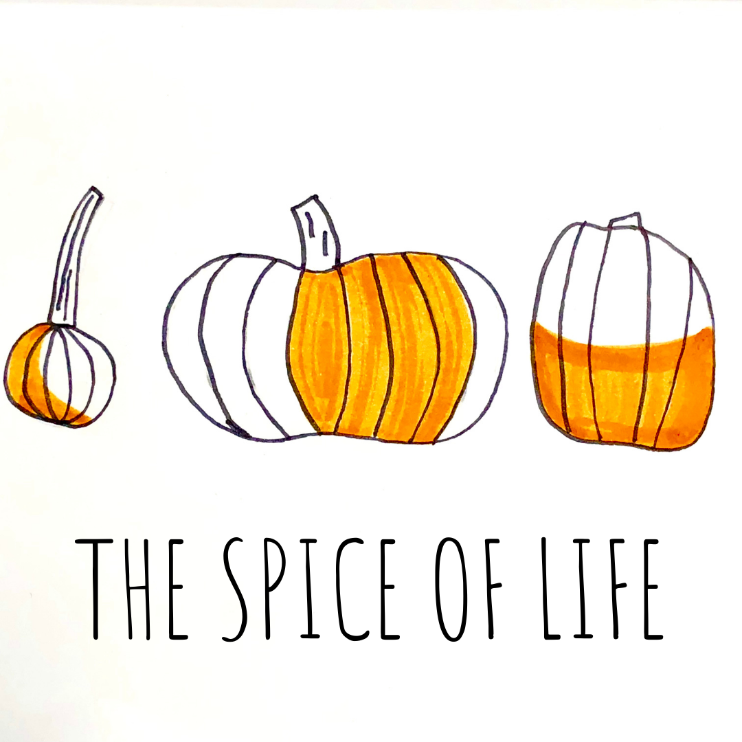 pumpkins: the spice of life